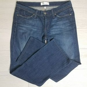 Habitual Tatters Cropped Jeans.